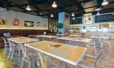Dubai : Festive family brunch From Fri Dec 05 until Fri Dec 26 | Lounge Café Italiano, Dubai Media City