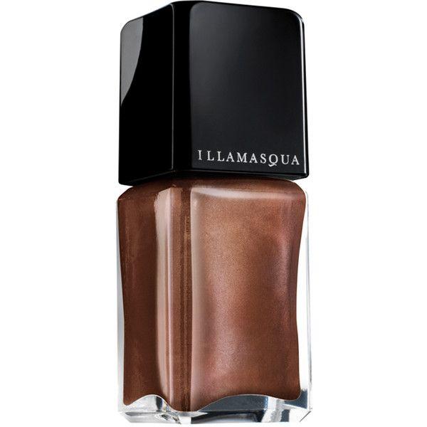 Illamasqua Naked Strangers Nail Polish, lovely color!