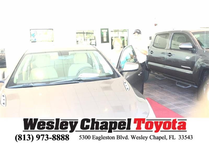 HappyBirthday To James From Steve Blank At Wesley Chapel Toyota - Buick wesley chapel