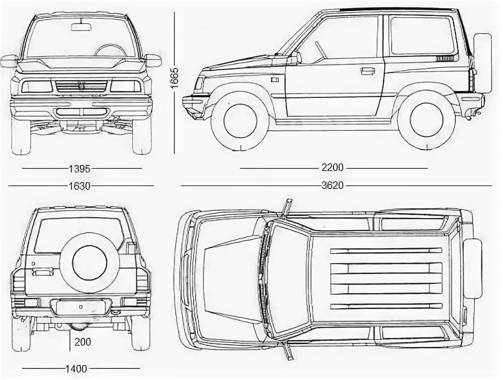 [DIAGRAM] Wiring Diagram Manual Vitara 1993 FULL Version