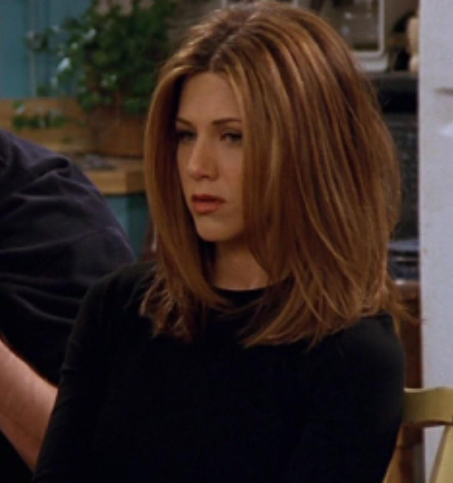 Rachel Green Hairstyle Season 3 Rachel Green Hair Rachel Hair Rachel Friends Hair