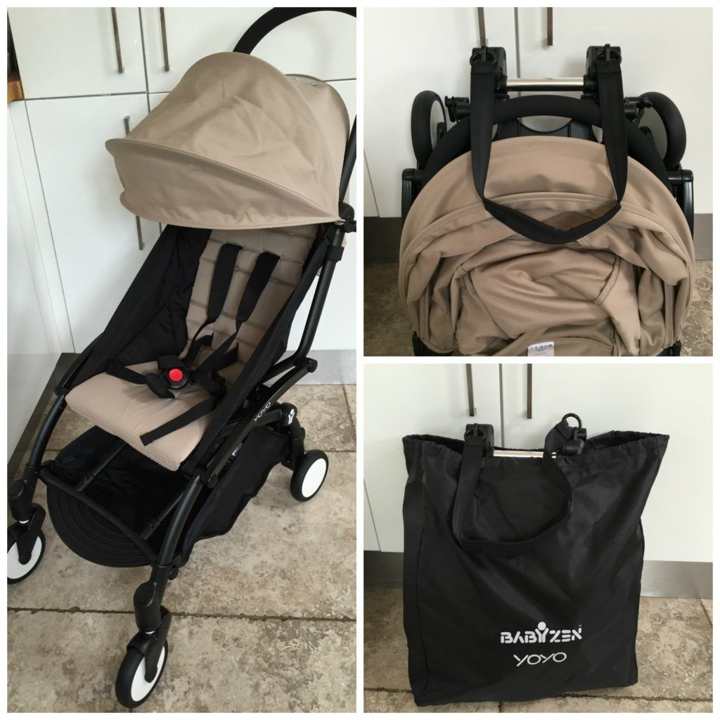 Review BabyZen YOYO+ Pushchair Travel stroller, Best