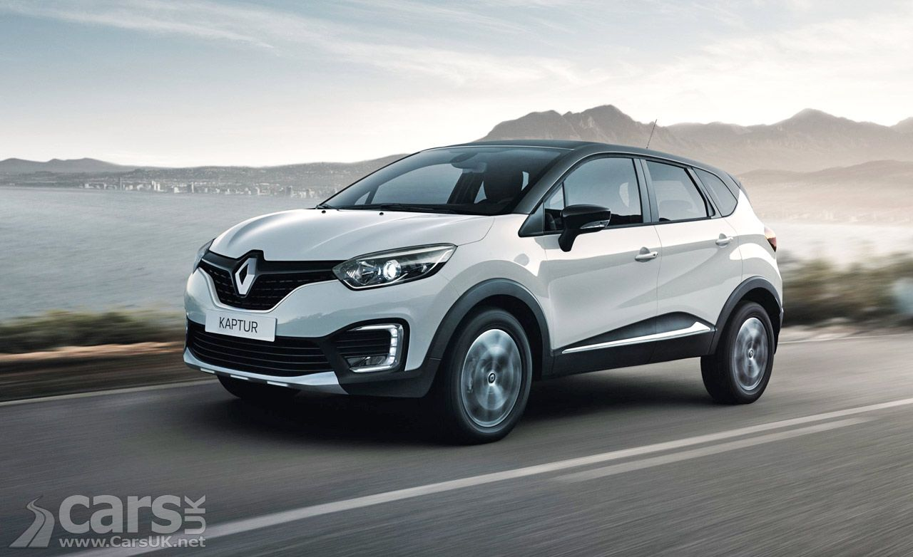 Renault Kaptur A Bigger Captur With A K For Russia Upcoming