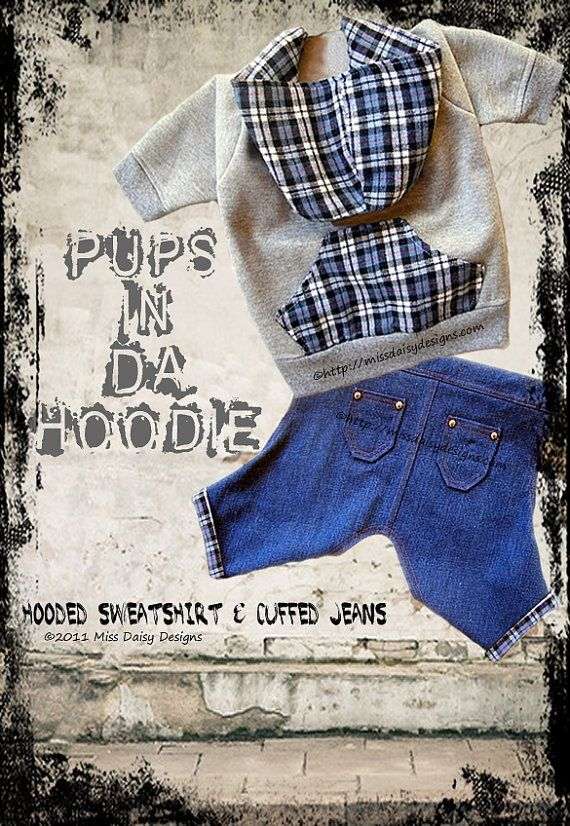 free dog clothes patterns | Miss Daisy Designs Dog Clothes Patterns (My Business)