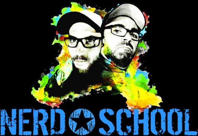 Nerd school - watdennnu.de    http://watdennnu.de/2012/07/20/nerd-school-flames-burn-official-musicvideo/