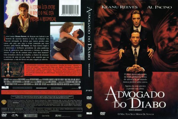 Filme Advogado Do Diabo Online Hd Com Legenda Advogado Do Diabo Diabo Keanu Reeves