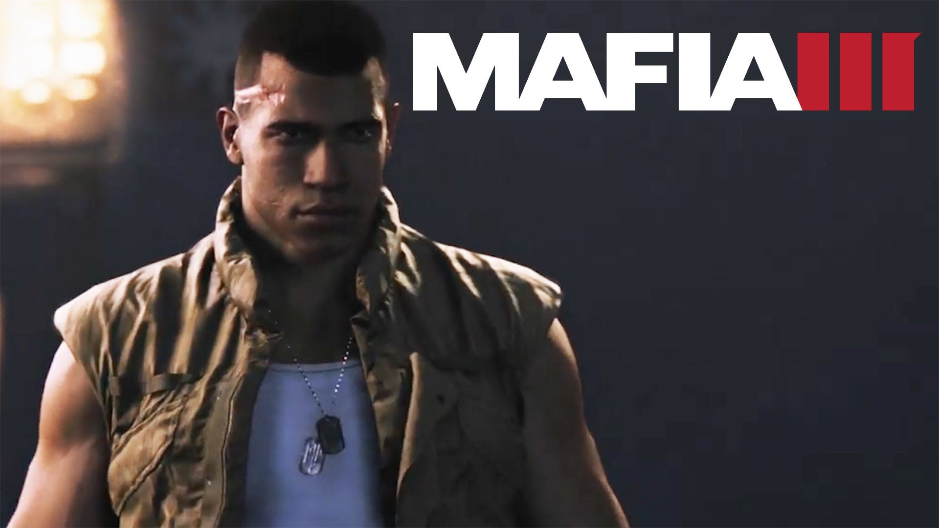 Lincoln Clay Mafia 3 Mafia 3 Mafia First Video