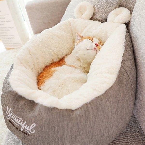 ペットベッド 冬用 犬 猫 うさぎ型 かご ふわふわ 洗える あったか 暖かい おすすめ 介護 丈夫 クッションベッド ソファベッド マット敷き物 宅配便送料無料 Nk B20 Nikkashop 通販 Yahoo ショッピング ペットベッド ペット 猫