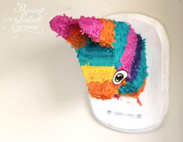 taxidermied Piñataaa!