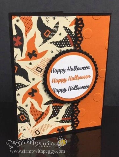 "Halloween Beware Spider Web Embellishment Die cut 5/"" Handmade paper piecing"