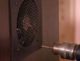 Diy Install A Cooling Fan In Your Media Cabinet Media Cabinet