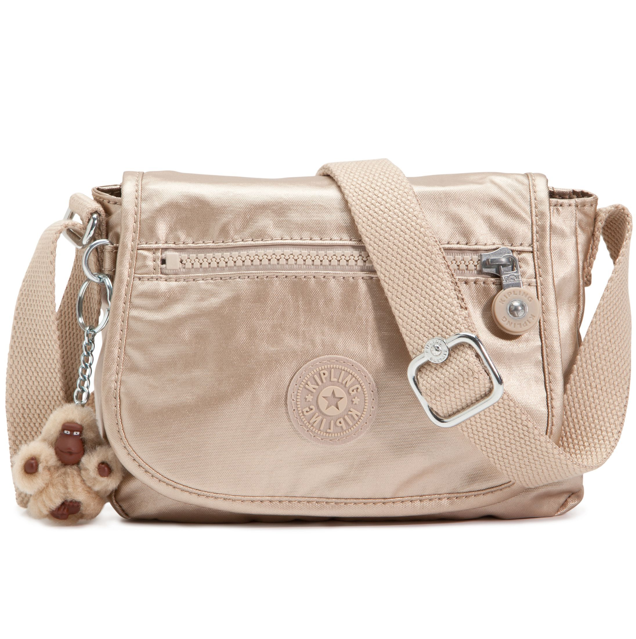 3c56db567 Kipling Sabian Crossbody Metallic Mini Bag | Carteras em 2019 ...