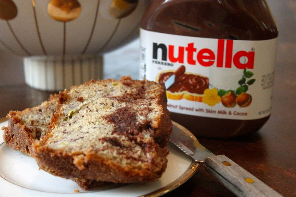 Banana and nutella what is not to like