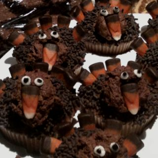 I did these for Thanksgiving