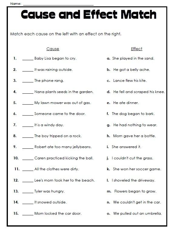 Super Teacher Worksheets 3rd Grade 1 Super Teacher Worksheets Cause And Effect Worksheets Cause And Effect