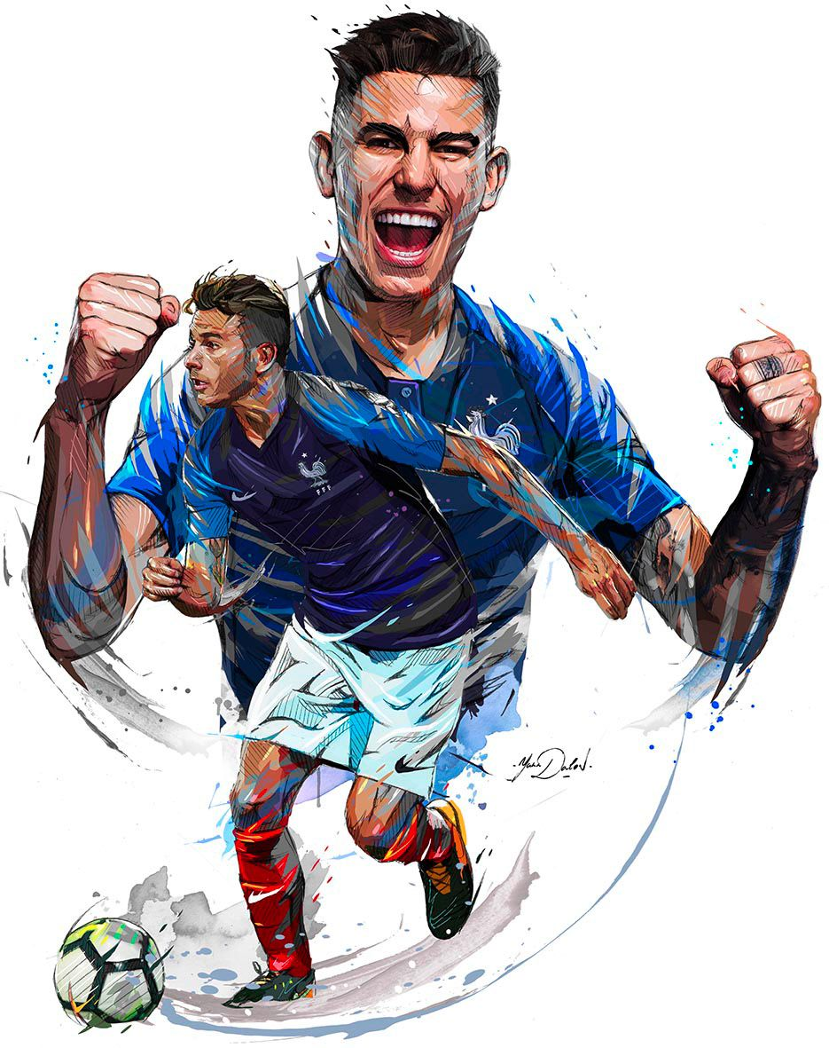 Deco Equipe De France Foot
