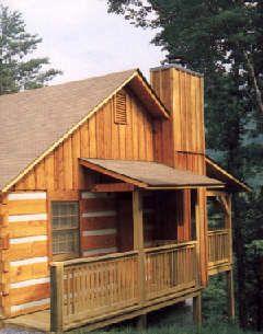 Poplar Ridge Log Cabin Rentals, Gatlinburg, TN