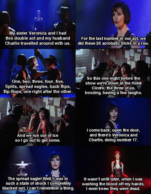 Velma Kelly Cell Block Tango