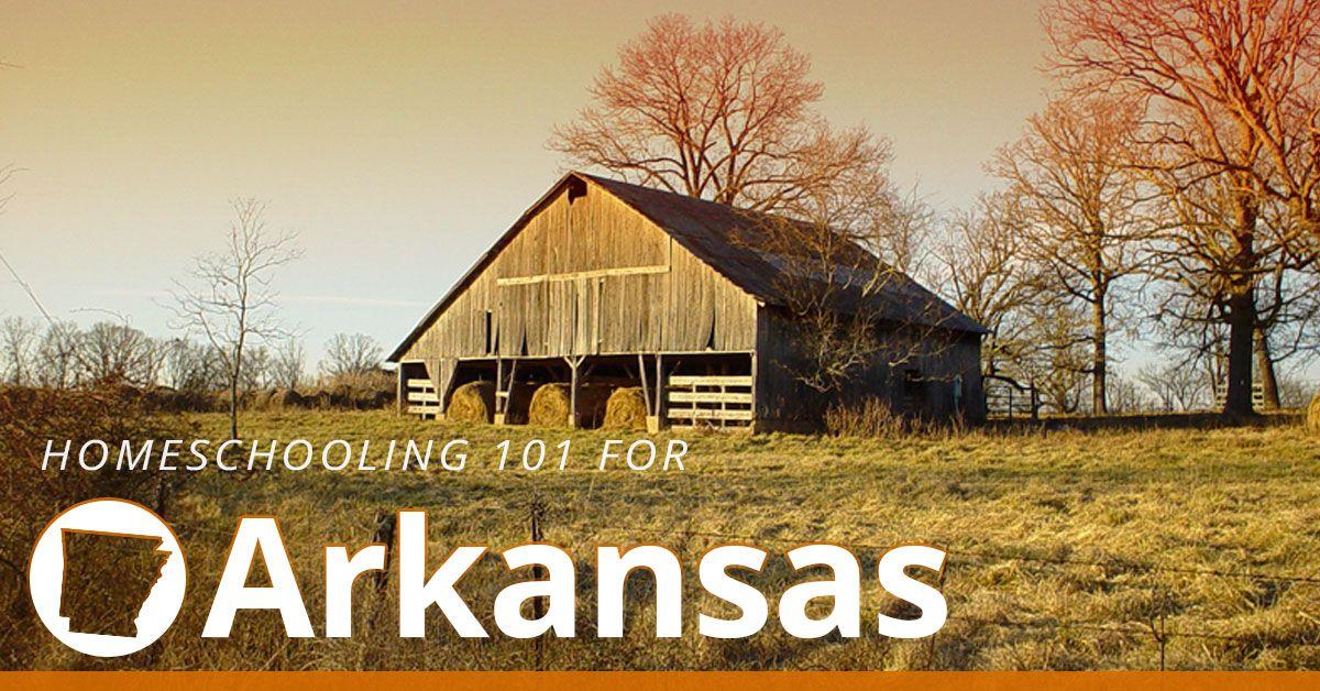Arkansas Homeschool Law HSLDA Education laws, Fun