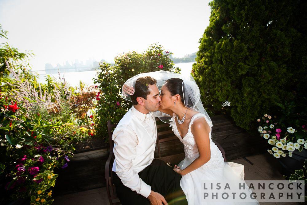 Giando on the Water wedding. Brooklyn, NY. Photo by Lisa