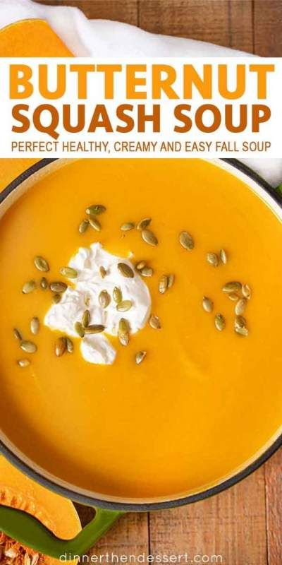40+ Coziest And Comforting Bowl Of Fall Soup Recip