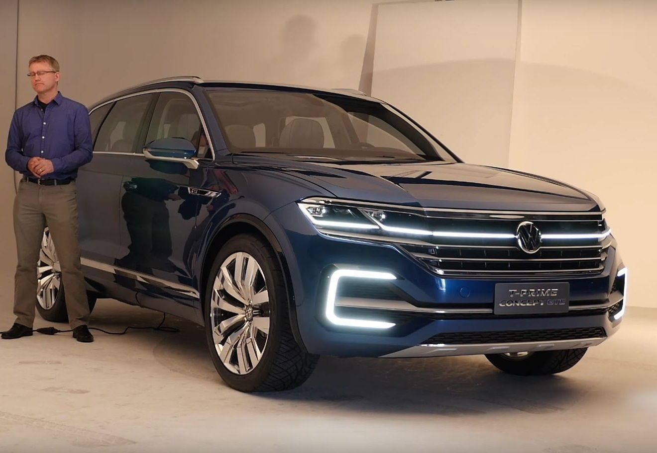 Volkswagen Touareg 2020 Dimensions Price and Review