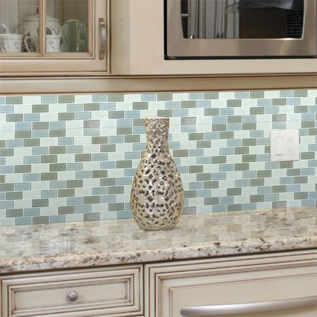 Mosaic Tiles For Kitchen Backsplash At Builders Warehouse Projects