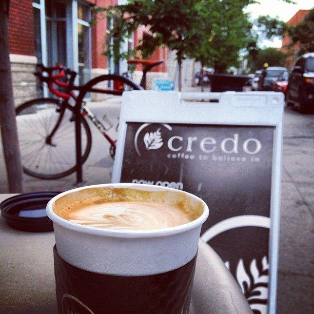 Credo Coffee Downtown Edmonton Edmonton Ab Coffee Credo Intelligentsia Coffee