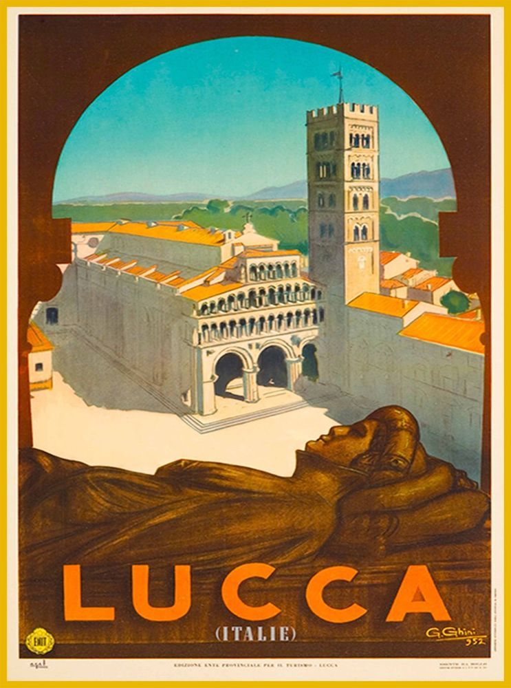 Tel Aviv Israel Beach Retro Travel Advertisement Art Deco Poster Print
