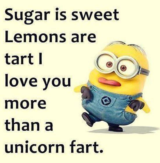 Minion I Love You Quotes Funny