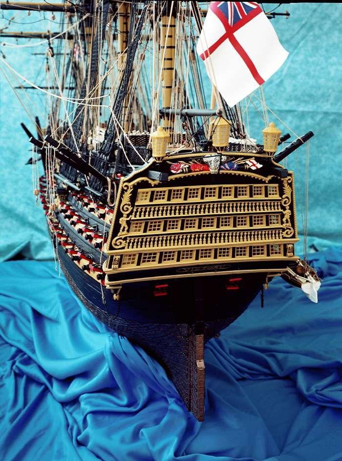 HMS Victory de Nelson de Jose Miralla