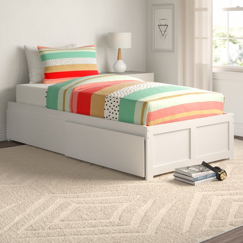 Pin On Bed Frame Xl Twin