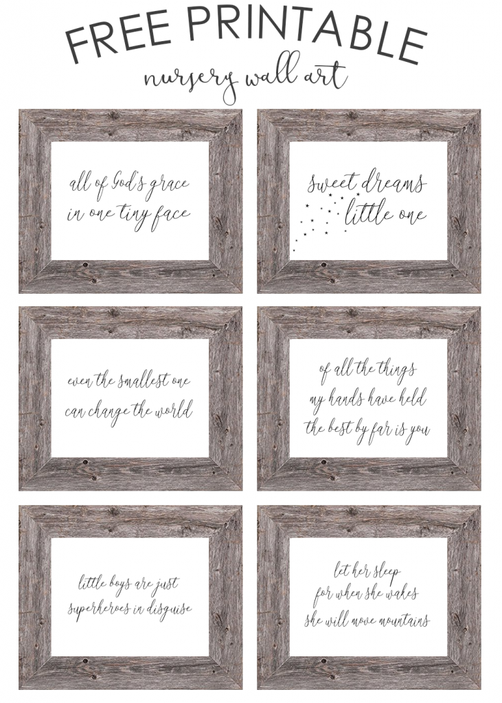 photograph regarding Free Printable Love Quotes referred to as Totally free Printable Enjoy Indicators Offers Youngster wall artwork, Nursery