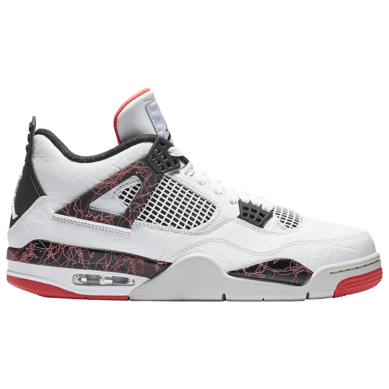 Product 38497116 The Iconic Air Jordan 4 Burst Onto The Scene In 1989 With The Perfect Mix Of On Court P Air Jordans Retro Jordan Shoes Retro Jordan Retro 4