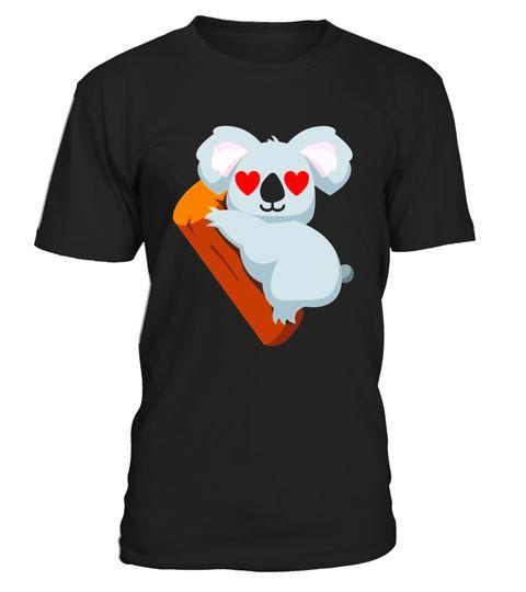 Koala Bear Emoji Love Heart Eye Shirt T Shirt Hug Tree Tee Limited Edition Special Offer Not Available In Shops Com Bear Emoji Emoji Love Tee Tree