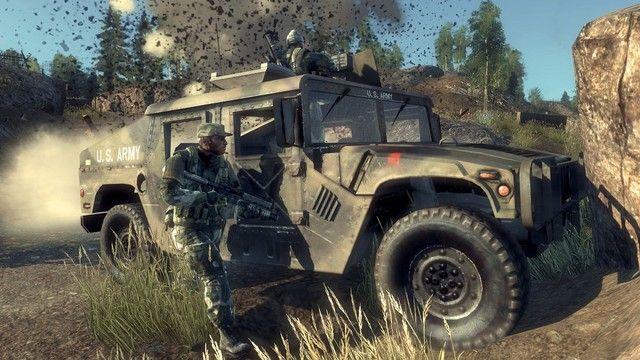Battlefield Bad Company Screenshot Battlefield Bad Company