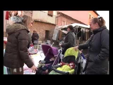 El Mercadillo - Molina de Aragón. 30.11.2012 - YouTube