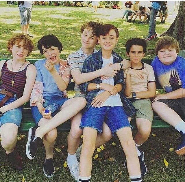 the losers' club   beautiful people in 2019   It movie cast