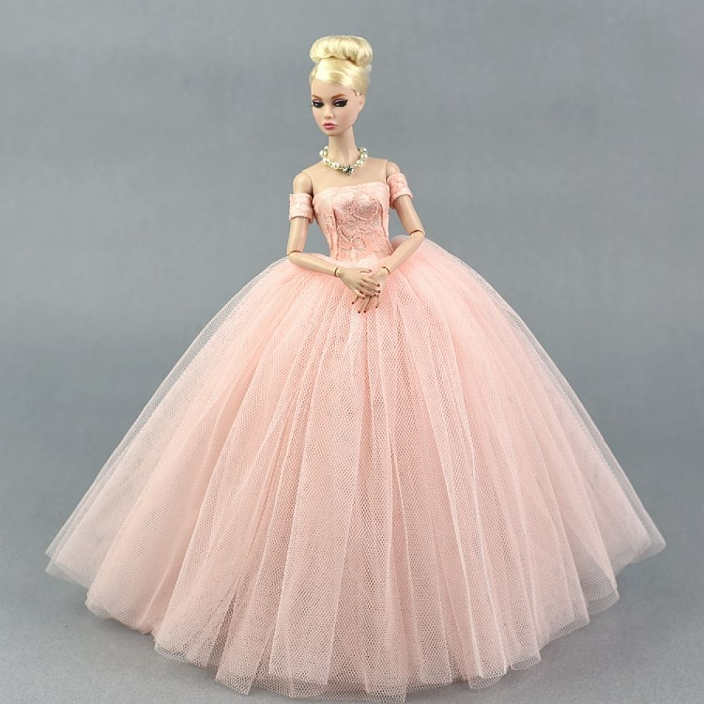 """Fashion Doll Clothes For 11.5/"""" 1//6 Doll Dress Princess Gown Party Dresses Outfit"""