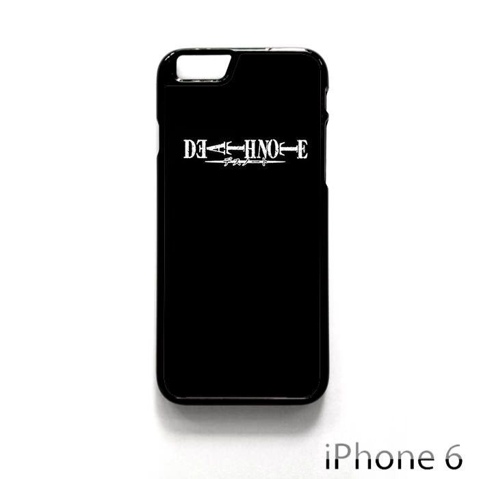 Deathnote for Iphone 4/4S Iphone 5/5S/5C Iphone 6/6S/6S Plus/6 ...