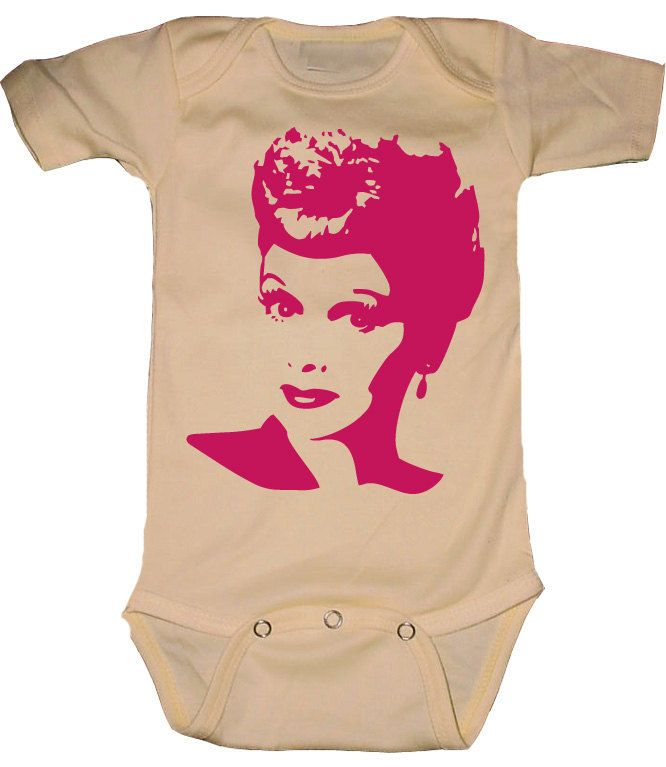 Lucille ball i love lucy t shirt or onesie you pick for Pick me choose me love me shirt
