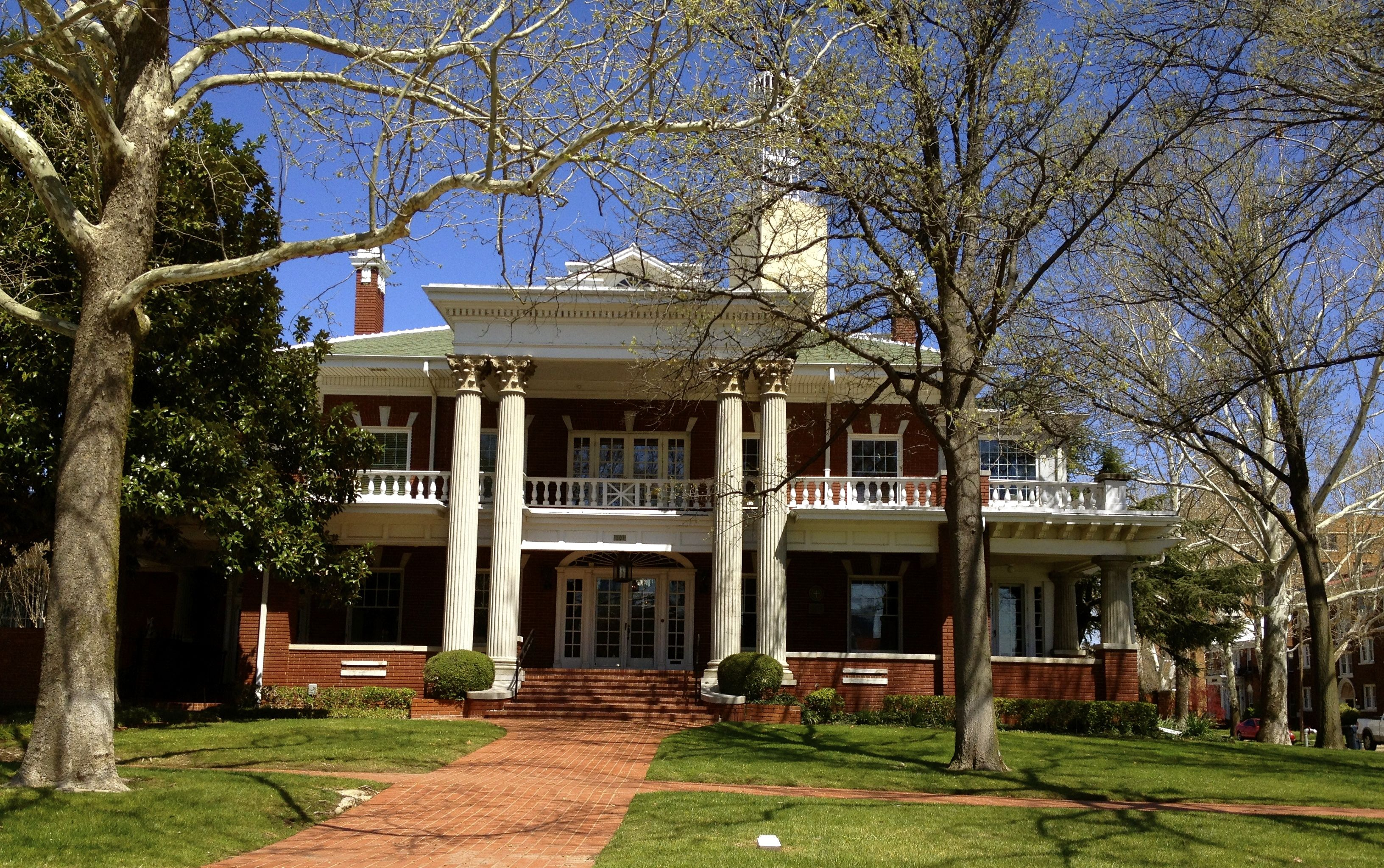 Oklahoma City beautiful historic home