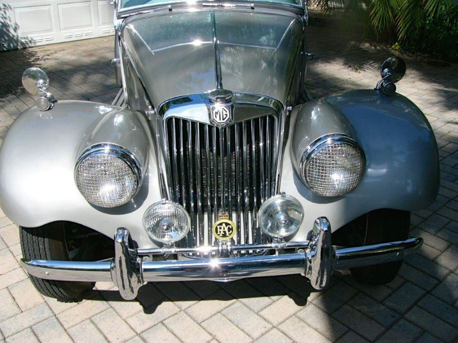 Featured Listing - 1955 MG TF-1500 For Sale