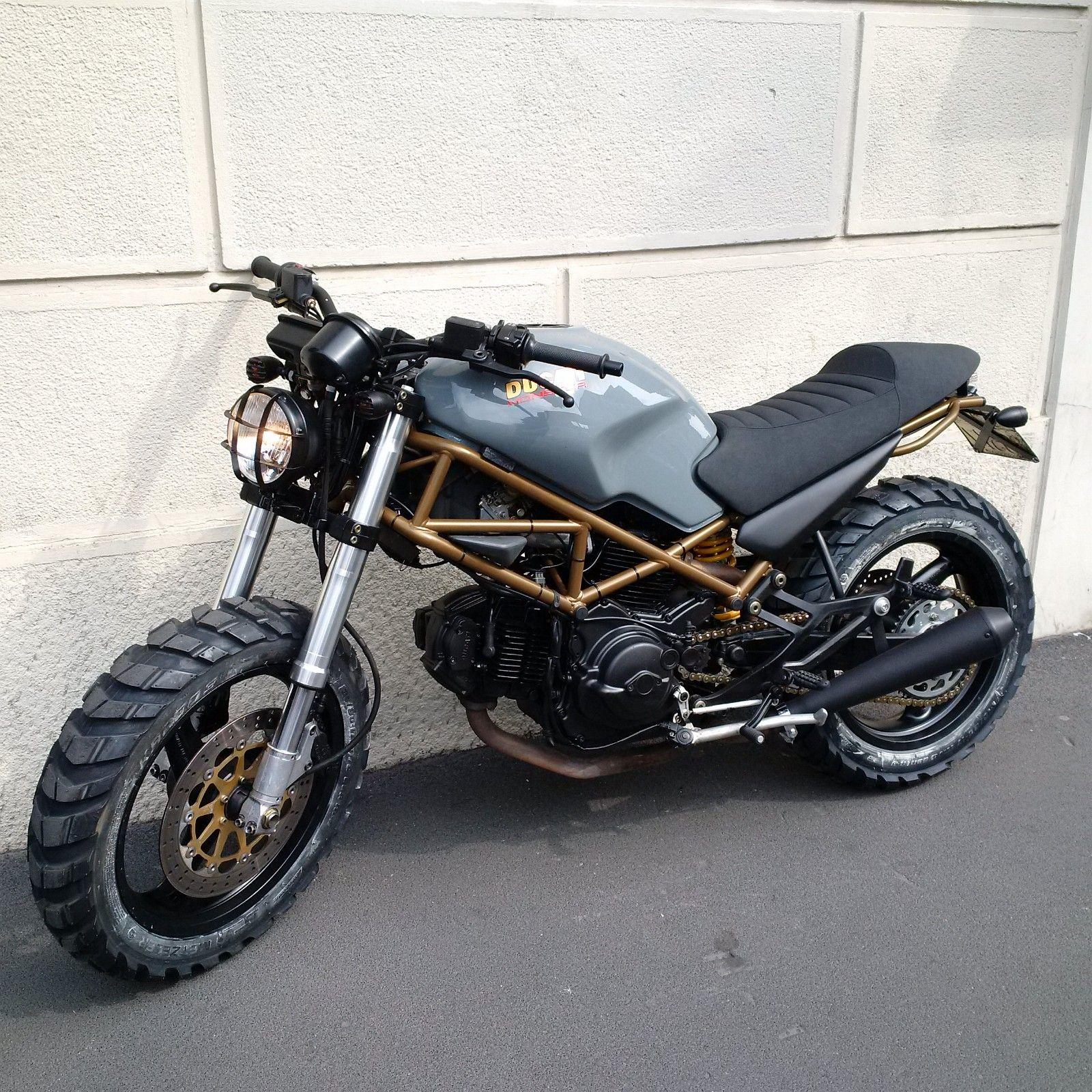 FINN – Ducati Monster 600 …