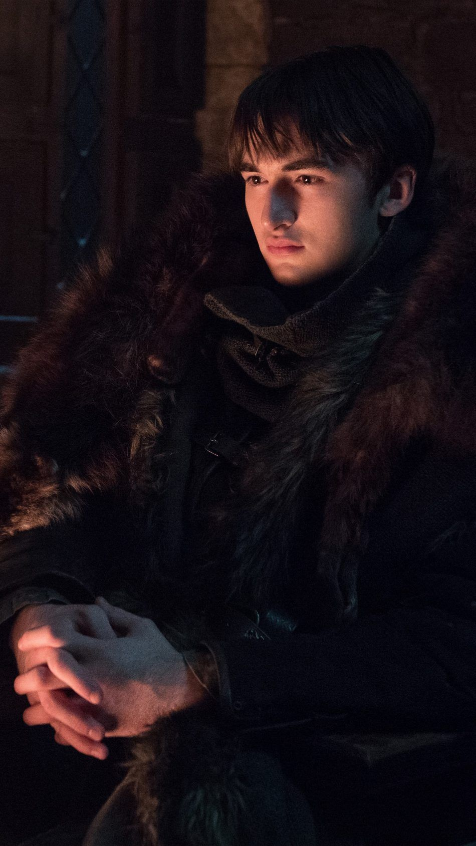 Bran Stark Game Of Thrones 4k Ultra Hd Mobile Wallpaper Best Movie Posters Bran Stark Isaac Hempstead Wright