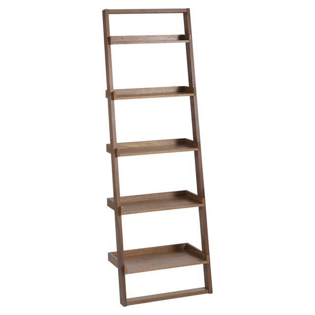 Estantería en escalera con 5 estantes Taylor Room | Estanterías de ...