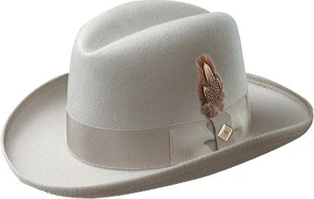 87ecaf3d2b3 Pin by jeremiah alakeji on For MEN | Hats, Homburg, Stylish hats