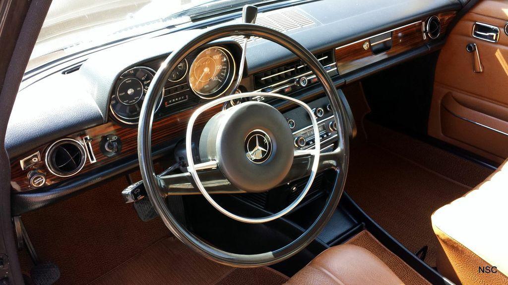 1971 Mercedes Benz 250 German Cars For Sale Blog Classics