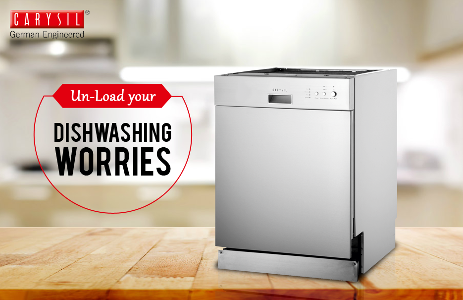 Adapt To Hassle Free Dishwashing With Carysil S Dishwasher Carysilkitchen Granite Kitchen Sinks Kitchen Basin Dishwasher