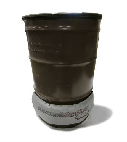 Powerblanket 400 15 Gallon Drum Band Heater 150 C 120v 525